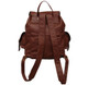 Amerileather Urban Buckle-Flap Backpack product
