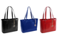 Alyson Leather Magnetic Closure Tablet Tote Bag product