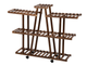 Multifunctional Wooden Rolling Plant/Display Rack product