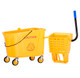 Wavebrake Mopping Bucket and Side-Press Wringer Combo product