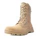 """Ridge Footwear Men's Dura-Max Side Zipper 8"""" Tactical Boots product"""