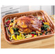 Non-Stick 2-Piece Copper Turkey Roasting Pan product