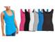 Gildan Women's Ribbed Cotton Tank Top (3-Pack) product