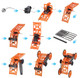 Hakol Engineering STEM DIY Car Assembly Set product