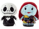 Limited Edition The Nightmare before Christmas Jack Skellington and Sally Plush Set product