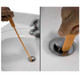 """19.6"""" Drain Snake Clog Remover Tools (3-Pack) product"""
