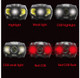 Rechargeable Waterproof 1000 Lumens LED Headlamp product