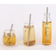 Stainless Steel Collapsible Straw with Bottle Opener & Brush (3-Pack) product