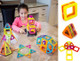 Magical Magnet Learning & Building Toy Set for Kids  product