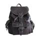 Jumbo Dark Brown Leather Backpack product