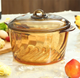 YITA Made in France Round Stewpot with Glass Cover product