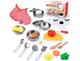 Kids' 24-Piece Kitchen Toy Set product