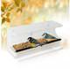 See-Through Acrylic Window Bird Feeder product