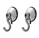 Bracketron Heavy Duty Suction Cup Hooks (2-Pack) product