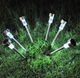 Stainless Steel Outdoor LED Solar Powered Path Light (24-Pack) product
