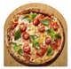 Non-Stick Bamboo Pizza Paddle with Folding Handle product
