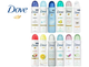 Dove 48H Deodorant and Body Spray (12-Pack) product