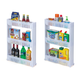 Rolling 3-Tier Kitchen Storage Rack product