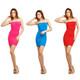 Women's Seamless Strapless Tube Dress (3-Pack) product