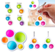 Dimple Calming and Relaxing Pop Up Button Toy product image