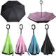 Windproof Reverse Folding Smart Umbrella product