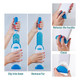 Reusable Self-Cleaning Fur & Lint Remover Set (2-Pack) product