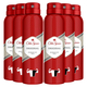 Old Spice Deodorant Body Spray, Original Scent (6-Pack) product image