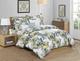 Kensie Floral 3-Piece 100% Cotton Duvet Set  (Clearance) product
