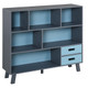 Heavy Duty Bookcase with Drawers product