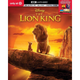 Disney's The Lion King 4K Ultra HD + Blu-Ray + Digital Code & Limited Edition Book product
