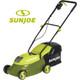 Sun Joe Cordless Lawn Mower with Brushless Motor & 5Ah Battery product