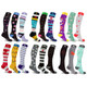 Medical Print Knee-High Everyday Wear Compression Socks (3-Pairs) product