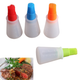 Silicone Oil Bottle with Brush (4-Pack) product