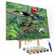Artistry Rack Paint by Numbers Kit product