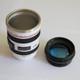 SLR Camera Lens Stainless Steel Travel Coffee Mug product