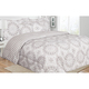 4-Piece Reversible Fretwork Twin Comforter Set product