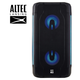 Altec Lansing Shockwave Wireless Party Speaker with LEDs & Microphone product