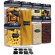 7-Piece Airtight Seal Food Storage Container Set product