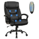 Faux Leather Executive Massaging Office Chair product