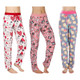 Women's Assorted Ultra-Soft Lounge Pants (3-Pack) product