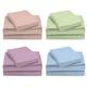 4-Piece Premium Super Soft Bamboo-Embossed Sheet Set product