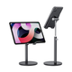 Universal Aluminum Adjustable Stand for Tablets and Phones product