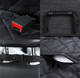 Quilted Waterproof Pet Car Seat Cover product image