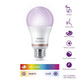 Philips 60W Equivalent A19 Wi-Fi LED Light Bulbs (2-Pack) product image