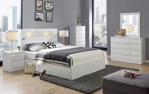 eyes single bed