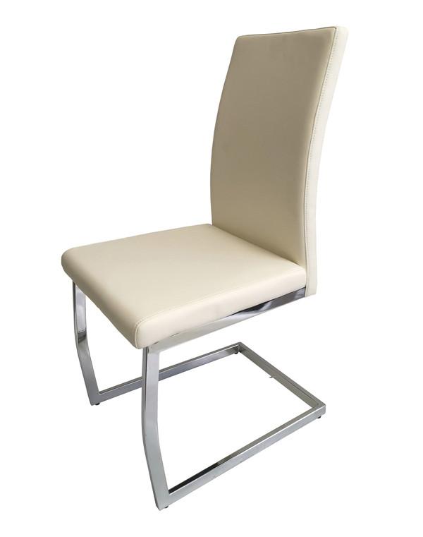 Roman Chair -chrome