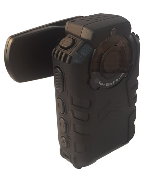 T40 Heavy Duty Bodycamera, 1296p HD, Day/Night IR, Motion Detection