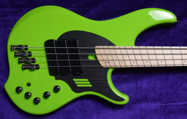 Dingwall NG-3 (4), Ferrari Green w/ Maple *LIMITED Color, In Stock!