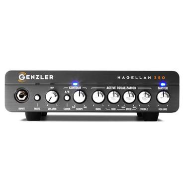 Genzler Amplification Magellan 350 Bass Head