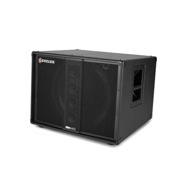 Genzler Amplification Bass Array 15-3 SLANT Cabinet